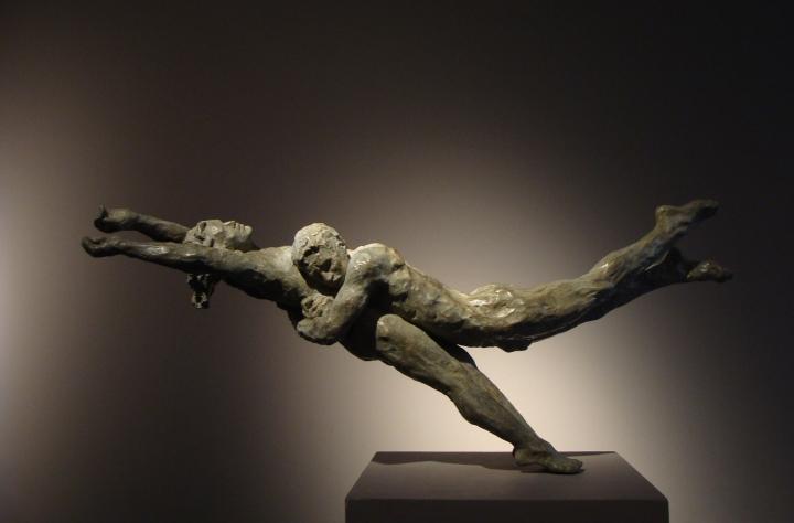 Bénédicte Dubart : femme sculpteur d'émotions