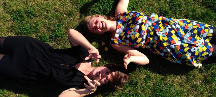 Lily Gros et Edith Maulandi : les audacieuses fées de lajoie