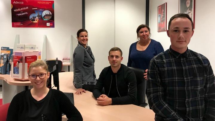 L'agence Adecco de Seclin dans le Nord : être vigilant au bonheur del'autre