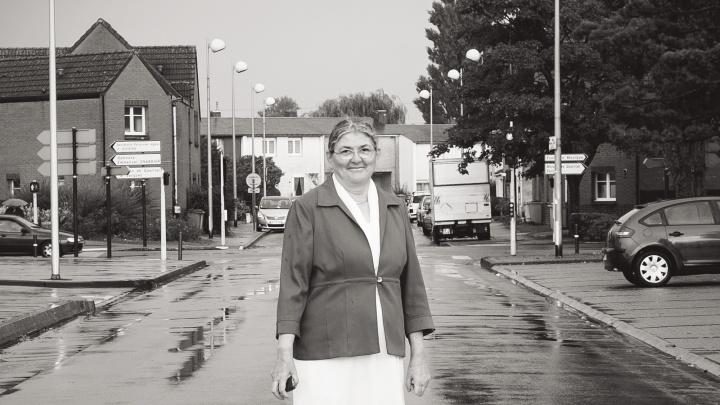 Marie-Paul Hoquet : combattre pour vivredebout