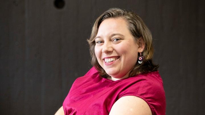 Mélanie Vermeersch : l'intelligence collective pour guérir les maux desorganisations