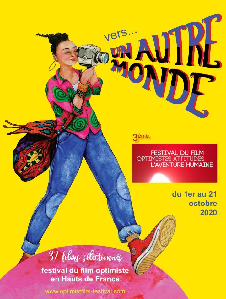 OPTIMISTES ATTITUDES – L'AVENTURE HUMAINE : le festival du film qui redonne le goût d'entreprendre et de changer lemonde